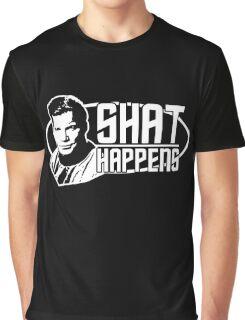 Star Trek Shat Happens Graphic T-Shirt