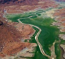 Colours of the Colorado - Utah - USA by TonyCrehan