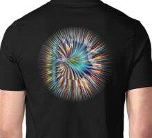 Worm Hole, Hyperspace, Corridor, Dimension, Cosmic, Cosmos, Universe, Space, Time Unisex T-Shirt