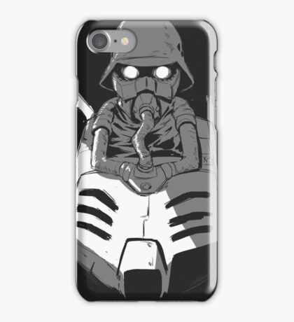 Jin-Roh iPhone Case/Skin