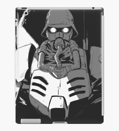 Jin-Roh iPad Case/Skin