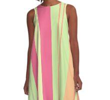 """""""Summer Girl"""" color design by MrN A-Line Dress"""