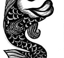 Koi fish 1 by AdriZarate