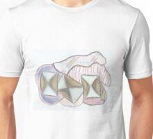 Neo Kandinsky (Dancing Cubes) Unisex T-Shirt