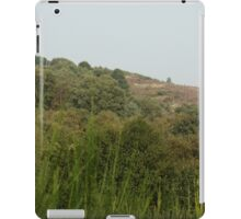 Approaching the Highest Hill iPad Case/Skin