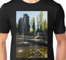 Formal Garden at Well Hall Pleasuance Unisex T-Shirt