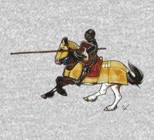 Jousting Knight T-Shirt