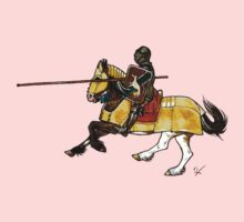Jousting Knight One Piece - Long Sleeve
