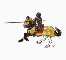 Jousting Knight Kids Tee
