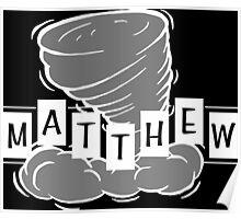 Matthew Poster
