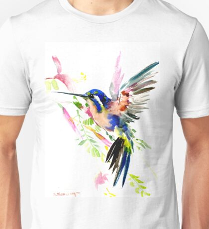 Flying Hummingbird Unisex T-Shirt