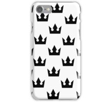 Be a king! (Or queen, of course) iPhone Case/Skin