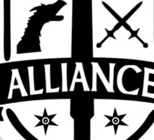 Dragon Slayer Alliance Sticker