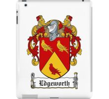 Edgeworth (Longford) iPad Case/Skin