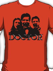 The Doctor At A Loss For Words T-Shirt