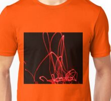 Abstract lights Unisex T-Shirt