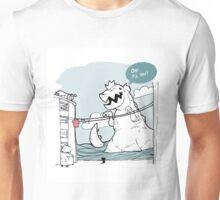 Household lizard Unisex T-Shirt