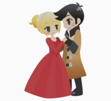 OUAT - Captain Swan Formal by chocominto