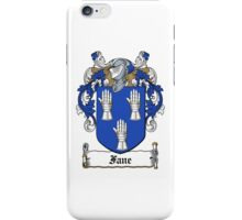 Fane (Viscount) iPhone Case/Skin