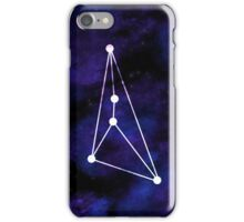 Geometric Cancer Constellation iPhone Case/Skin