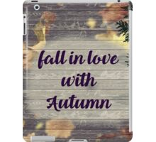 Fall in love with... iPad Case/Skin