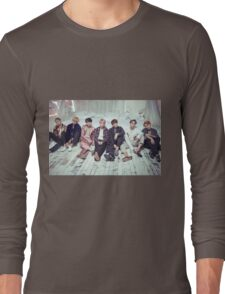 BTS Wings Long Sleeve T-Shirt