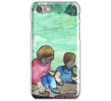 Wildago's Sandbox Kids iPhone Case/Skin