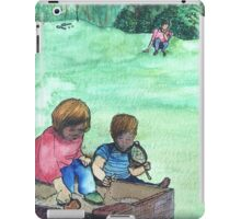 Wildago's Sandbox Kids iPad Case/Skin