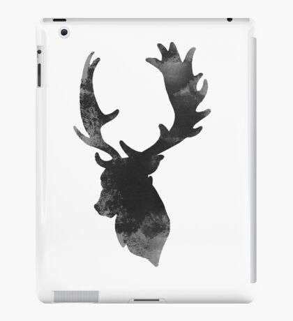 Deer Head Drawing Wall Decor Illustration Animal Poster iPad Case/Skin