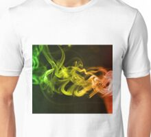 Rasta Smoke Colours Unisex T-Shirt