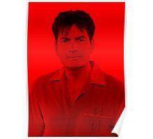 Charlie Sheen - Celebrity Poster