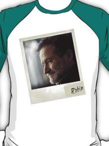 Robin Williams Photograph T-Shirt