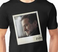 Robin Williams Photograph Unisex T-Shirt