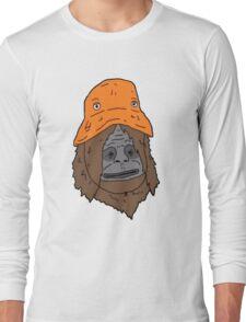 Sassy and the Orange Hat Long Sleeve T-Shirt
