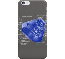 Apollo 11 Command Module Columbus iPhone Case/Skin