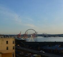 View From Pike Place Market by letm88