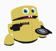 Robie the Robot Coin Eating Bank by Maggie Smith