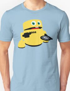 Robie the Robot Coin Eating Bank Unisex T-Shirt