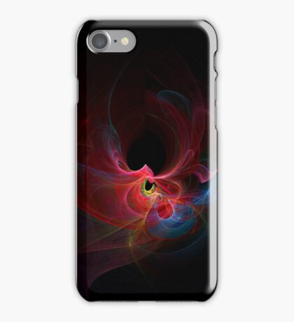 Fractal - 33 colorful iPhone Case/Skin