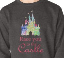 Race You to the Castle Pullover