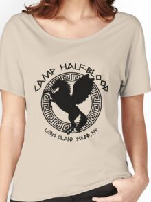camp half blood Women's Relaxed Fit T-Shirt