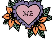 I <3 ME Sticker