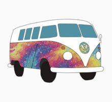 VW Oil Hippie Bus! Kids Clothes