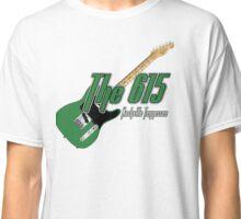 The 615 Nashville Telecaster Classic T-Shirt