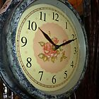 Clock - in Antique Store - Trentham Vic.  by EdsMum