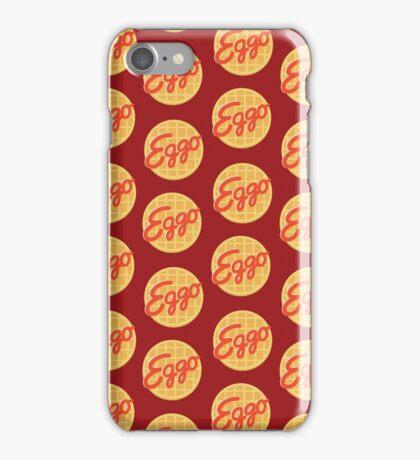 Eggo iPhone Case/Skin