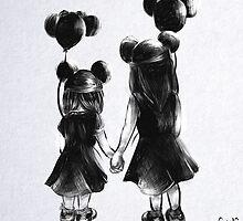 Disney Sisters by Arielle Ryan