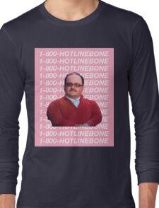 Ken Bone Bling Long Sleeve T-Shirt