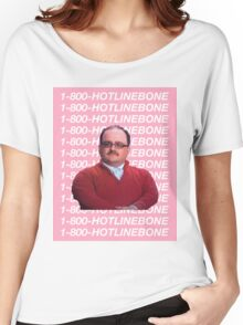 Ken Bone Bling Women's Relaxed Fit T-Shirt