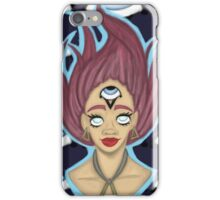 3-Eyed Witch iPhone Case/Skin